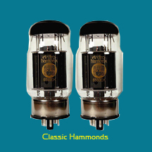 Classic Hammonds Electro-Harmonix 6550 Tubes - 6550 Power Tubes ...
