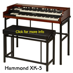 Hammond organ and Leslie speaker parts - CLASSIC HAMMONDS
