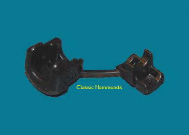 Wire Strain Relief Bushing | Hammond Power Cord Strain Relief Bushing Hammond Organ Parts