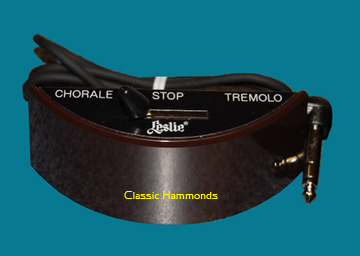 Hammond XK-3 System Chorale / Off / Tremolo Switch